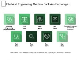 Electrical Engineering Machine Factories Encourage Production Corporation Traditional