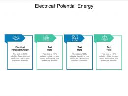 Electrical Potential Energy Ppt Powerpoint Presentation Professional Themes Cpb