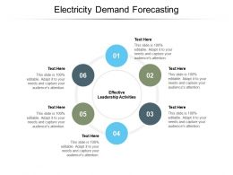 Electricity Demand Forecasting Ppt Powerpoint Presentation Styles Ideas Cpb