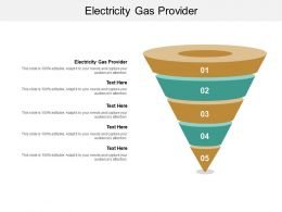 Electricity Gas Provider Ppt Powerpoint Presentation Infographic Template Images Cpb