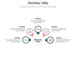 Electricity Utility Ppt Powerpoint Presentation Portfolio Design Inspiration Cpb