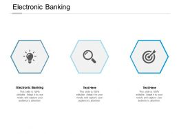 Electronic Banking Ppt Powerpoint Presentation Portfolio Graphic Images Cpb