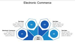 Electronic Commerce Ppt Powerpoint Presentation Summary Inspiration Cpb