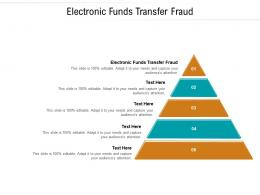 Electronic Funds Transfer Fraud Ppt Powerpoint Presentation Show Smartart Cpb