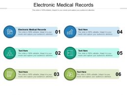 Electronic Medical Records Ppt Powerpoint Presentation Icon Layouts Cpb