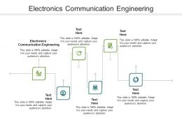 Electronics Communication Engineering Ppt Powerpoint Presentation Infographics Designs Cpb