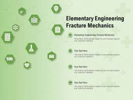 Elementary Engineering Fracture Mechanics Ppt Powerpoint Presentation Inspiration