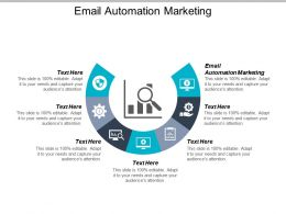 Email Automation Marketing Ppt Powerpoint Presentation Gallery Graphics Example Cpb