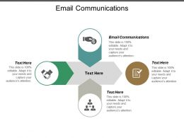 Email Communications Ppt Powerpoint Presentation Layouts Infographic Template Cpb