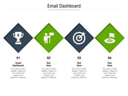 Email Dashboard Ppt Powerpoint Presentation Layouts Format Cpb