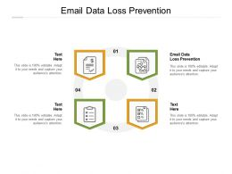 Email Data Loss Prevention Ppt Powerpoint Presentation Show Graphics Cpb