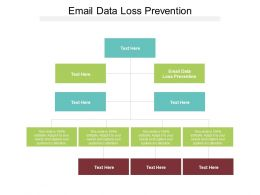 Email Data Loss Prevention Ppt Powerpoint Presentation Show Inspiration Cpb