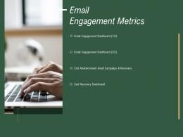 Email Engagement Metrics How To Drive Revenue With Customer Journey Analytics Ppt Layout