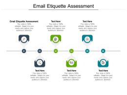 Email Etiquette Assessment Ppt Powerpoint Presentation File Topics Cpb