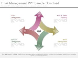 Email Management Ppt Sample Download