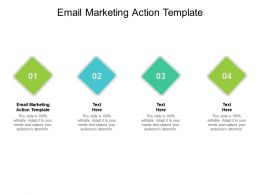 Email Marketing Action Template Ppt Powerpoint Presentation Outline Cpb