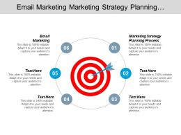 Email Marketing Marketing Strategy Planning Process Email Marketing Cpb