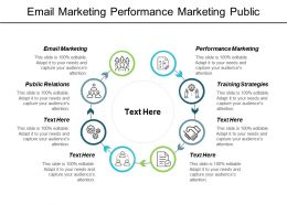 Email Marketing Performance Marketing Public Relations Training Strategies Cpb