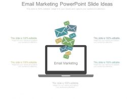 Email Marketing Powerpoint Slide Ideas