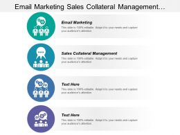 Email Marketing Sales Collateral Management Keyword Analysis Planning