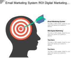 Email Marketing System Roi Digital Marketing Performance Marketing Cpb