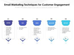 Email Marketing Techniques For Customer Engagement