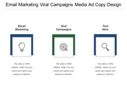 Email Marketing Viral Campaigns Media Ad Copy Design
