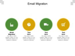 Email Migration Ppt Powerpoint Presentation Graphics Cpb