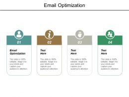 Email Optimization Ppt Powerpoint Presentation Outline Maker Cpb