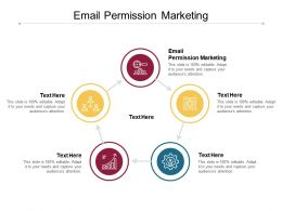 Email Permission Marketing Ppt Powerpoint Presentation Layouts Templates Cpb