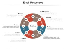 Email Responses Ppt Powerpoint Presentation Gallery Icon Cpb