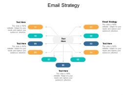 Email Strategy Ppt Powerpoint Presentation Infographic Template Pictures Cpb