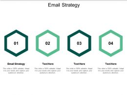 Email Strategy Ppt Powerpoint Presentation Slides Objects Cpb