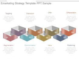 Emarketing Strategy Template Ppt Sample