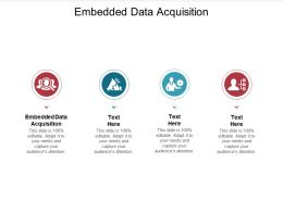 Embedded Data Acquisition Ppt Powerpoint Presentation Summary Show Cpb