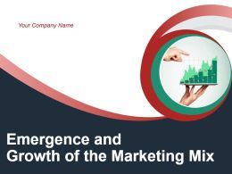 Emergence And Growth Of The Marketing Mix Powerpoint Presentation Slides