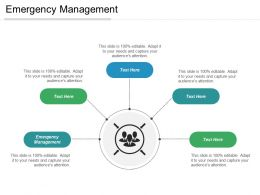 Emergency Management Ppt Powerpoint Presentation Outline Example Introduction Cpb