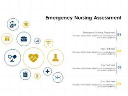Emergency Nursing Assessment Ppt Powerpoint Presentation Summary Master Slide