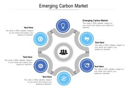 Emerging Carbon Market Ppt Powerpoint Presentation Pictures Themes Cpb