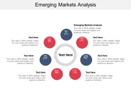 Emerging Markets Analysis Ppt Powerpoint Presentation Gallery Graphics Download Cpb