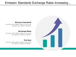 Emission Standards Exchange Rates Increasing Cost Increasing Competition