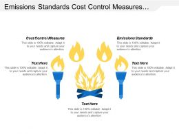 Emissions Standards Cost Control Measures Dispersion Modelling Industry Challenges