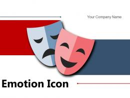 Emotion Icon Candidate Expressing Conference Reflecting Indicating