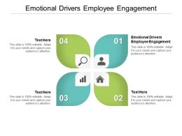 Emotional Drivers Employee Engagement Ppt Powerpoint Presentation Ideas Cpb