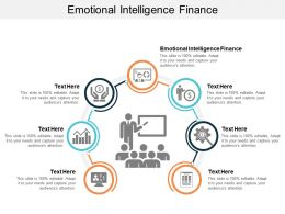 Emotional Intelligence Finance Ppt Powerpoint Presentation Ideas Professional Cpb