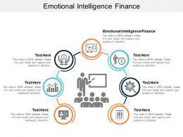 Emotional Intelligence Finance Ppt Powerpoint Presentation Ideas Professional Cpb