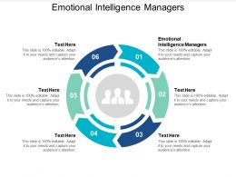 Emotional Intelligence Managers Ppt Powerpoint Presentation Portfolio Diagrams Cpb