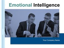 Emotional Intelligence Relationship Management Awareness Motivation