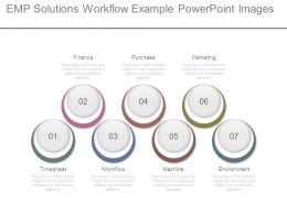 Emp Solutions Workflow Example Powerpoint Images