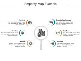 Empathy Map Example Ppt Powerpoint Presentation Model Infographic Template Cpb